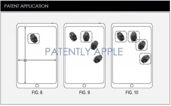 touch-id-patent-viitor