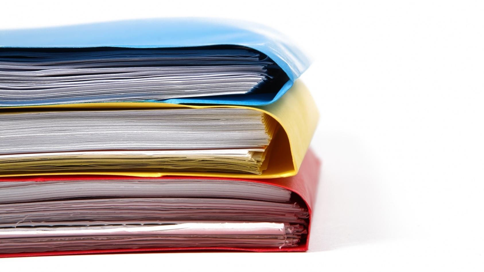 Lista de documente necesare pentru dosarul de inscriere la scoala de soferi