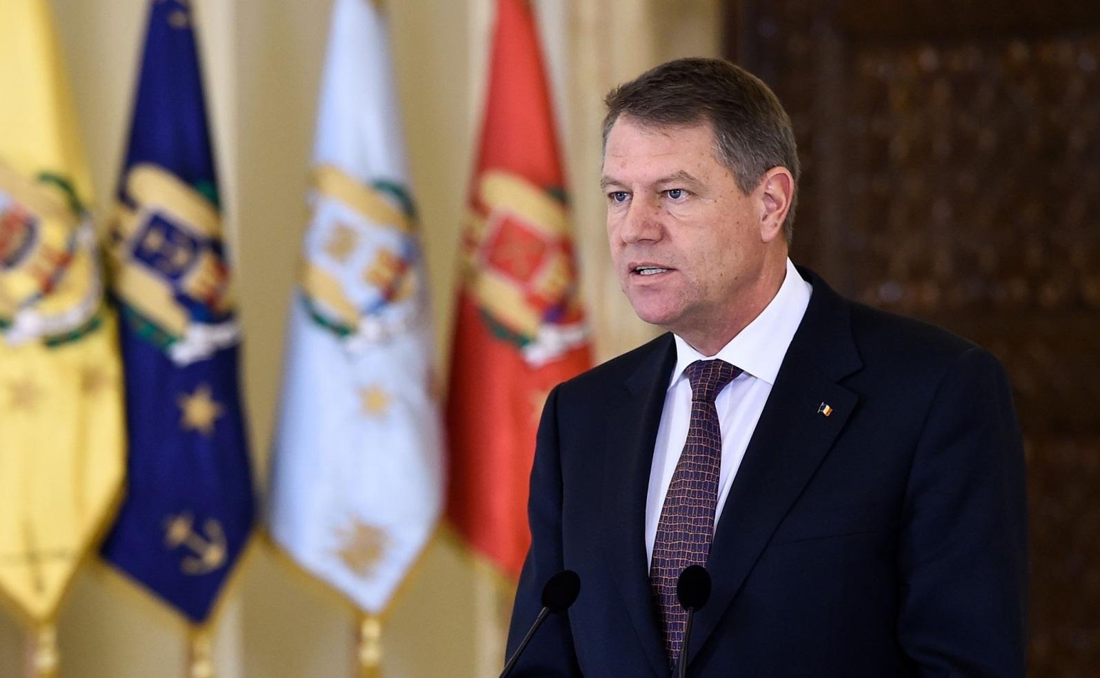 Presedintele Iohannis