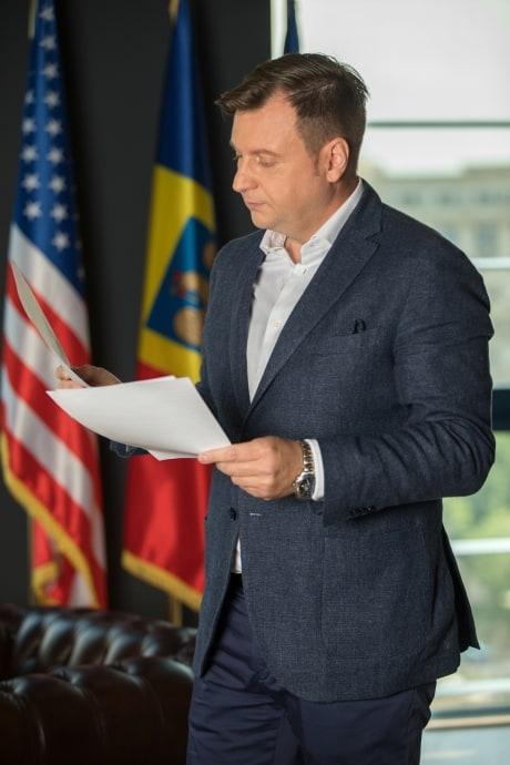 Adrian Dobre - Director General Caldo Privat Security