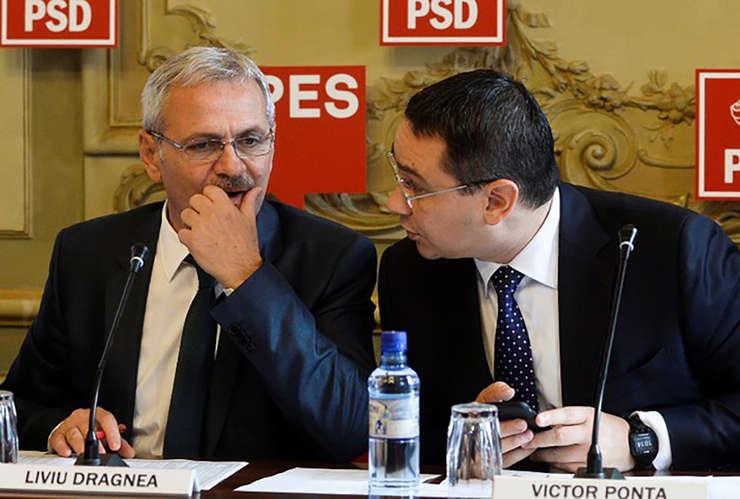 Ponta nu il vede bine pe Dragnea şi anuntă un cutremur pe scena politică