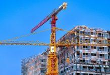 Un volum al construcțiilor în România de patru ori mai mare decât media UE28