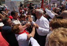 Românii din Târgoviște au aflat direct de la Liviu Dragnea despre situația economiei Românești