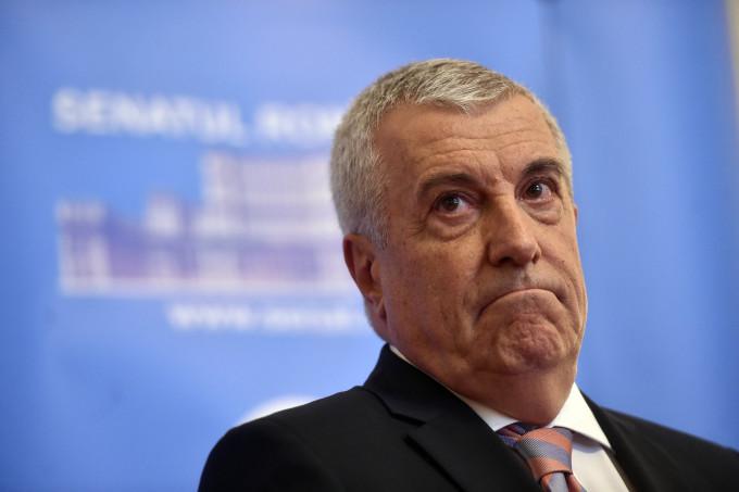Tăriceanu acuză Poliția Română de amânarea unei achiziții