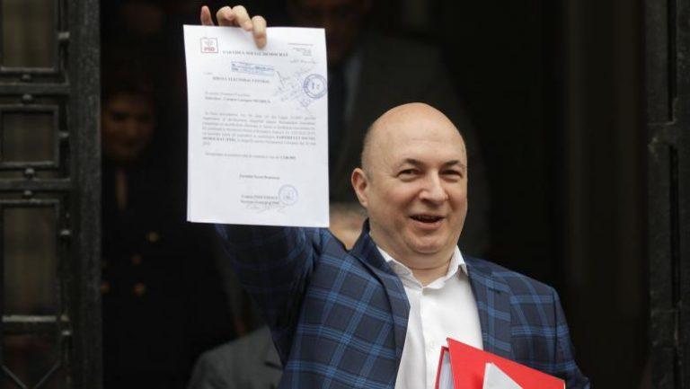 PSD îşi alege noua conducere. Codrin Ștefănescu anunţă că îl susţine pe Eugen Teodorovici
