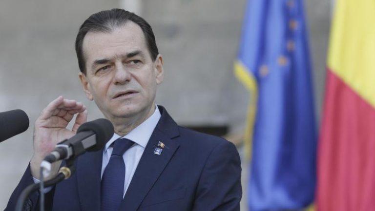 Liderul PNL Ludovic Orban spune că nesimțitii care își bat joc de București sunt cei care au boicotat conferinta lui Nicușor Dan