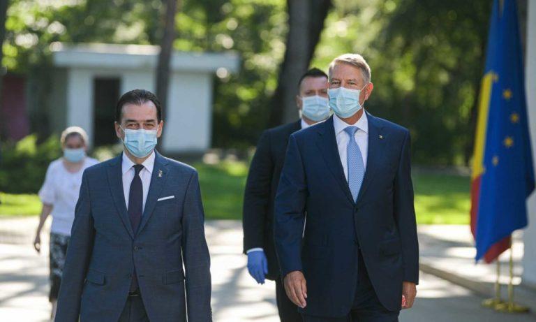 Iohannis, un președinte încrezător în realizarea obiectivelor propuse