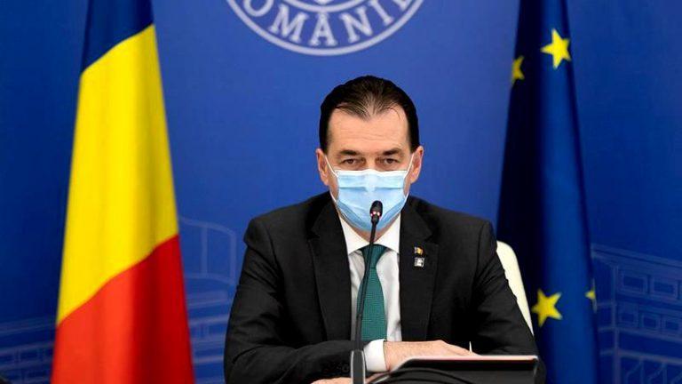 Premierul Ludovic Orban îi sfătuiește pe români să fie responsabili și să ignore decizia CCR