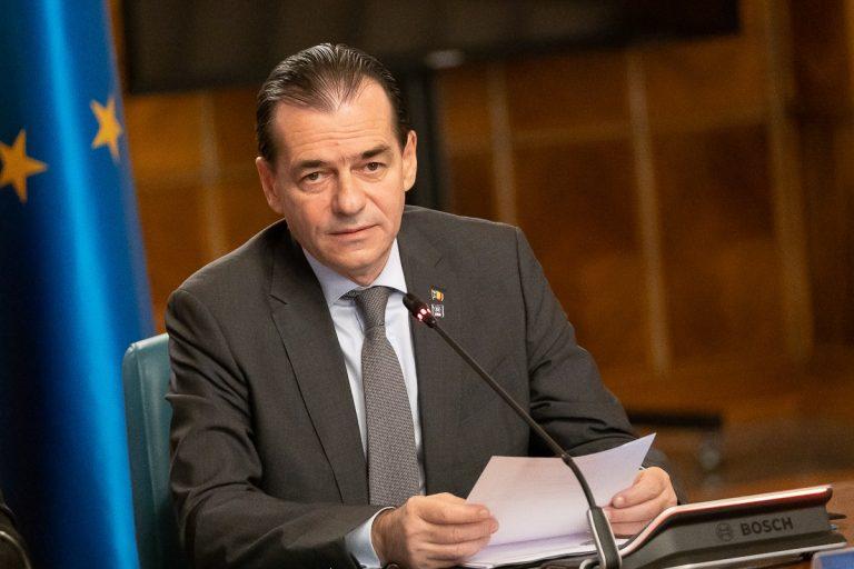 Orban sustine faptul că PSD l-a chemat în Senat nu a constituit decât o formă de tergiversare a adoptării Legii carantinării
