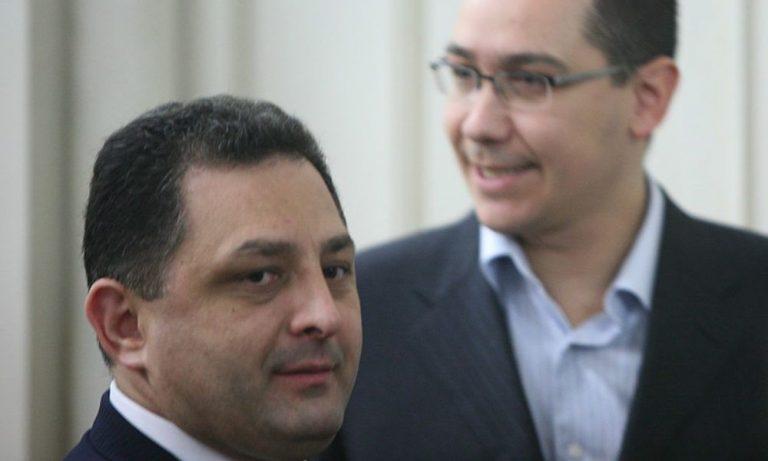 Vezi ce dezvăluiri bomba  face Vanghelie despre Ponta
