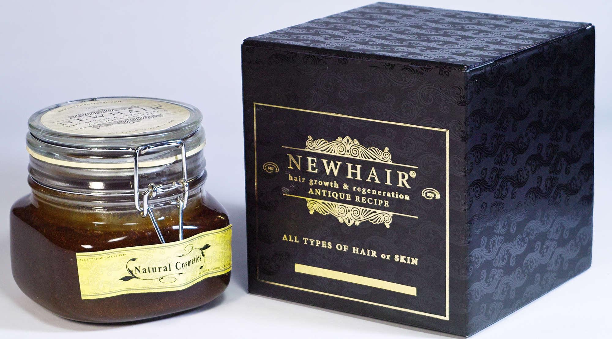 Tratamentul de păr Newhair