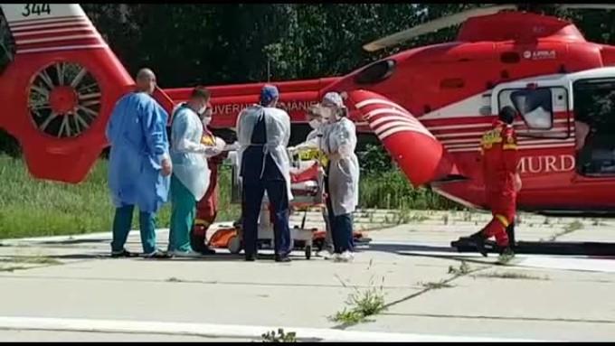 Avalanșa de bolnavilor de COVID a dus la mutarea bolnavilor în spitale din alte orașe