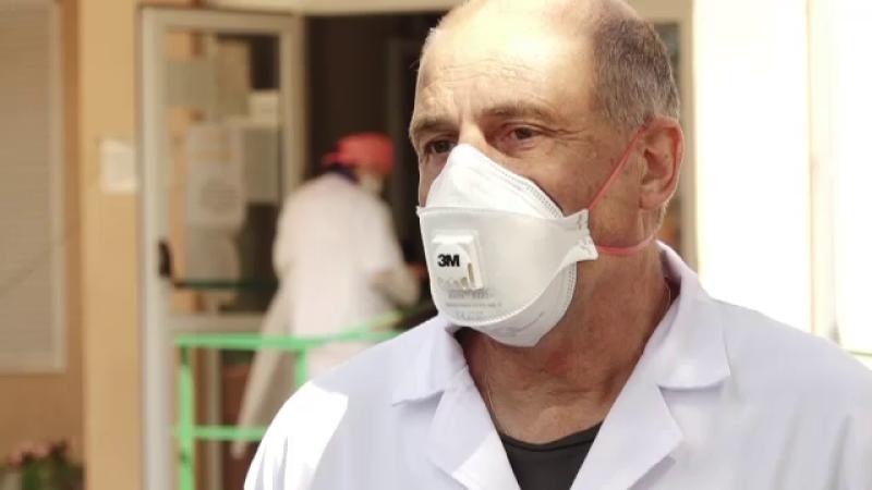 Medicul Virgil Musta avertizează că încă 4 județe luptă din greu cu coronavirusul
