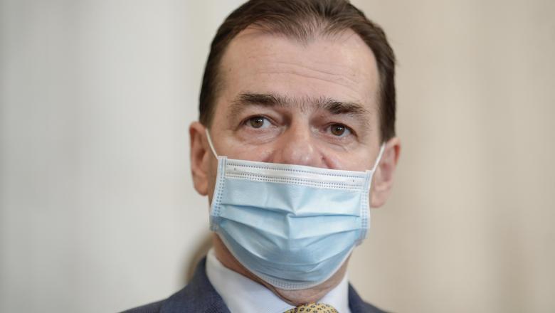 Ludovic Orban îi roagă pe primarii orașelor să susțină respectarea măsurilor anti-coronavirus