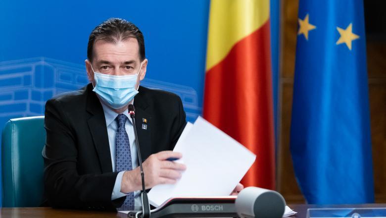 Premierul Ludovic Orban a luat foc după atacurile lui Firea: O aştept să vină cu măsuri concrete