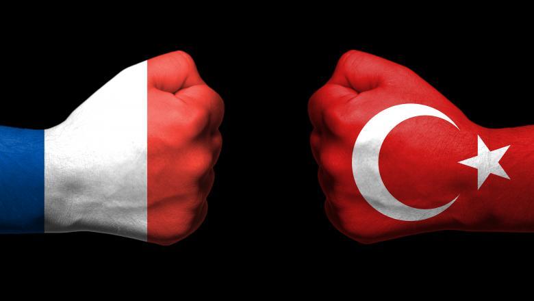 Emmanuel Macron: se înțeapă cu turcii pe zăcămintele din Mediterana