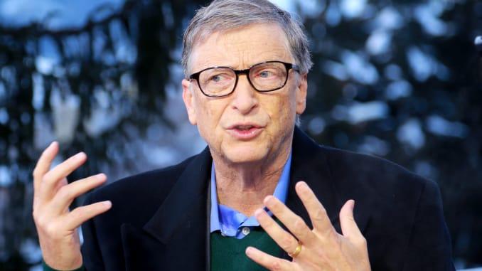 Bill Gates oferă 150 milioane de dolari