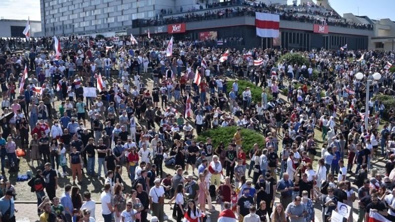Manifestați de protest pe străzile