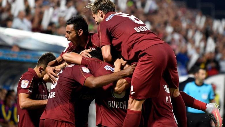 CFR Cluj a reușit, pentru a treia oară, să devină Campioana României