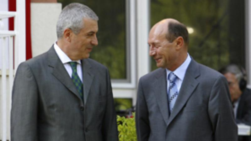 Tăriceanu atac la Băsescu