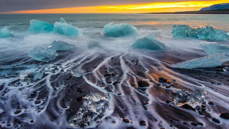 Cercetătorii americani au calculat cât de frig putea fi pe Terra în perioada ultimei ere glaciare
