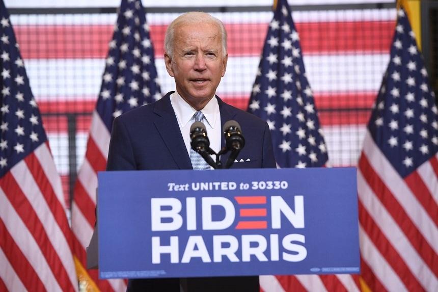 Joe Biden, discurs acuzator la adresa lui Trump: Provoacă haos, pe fondul crizei de COVID