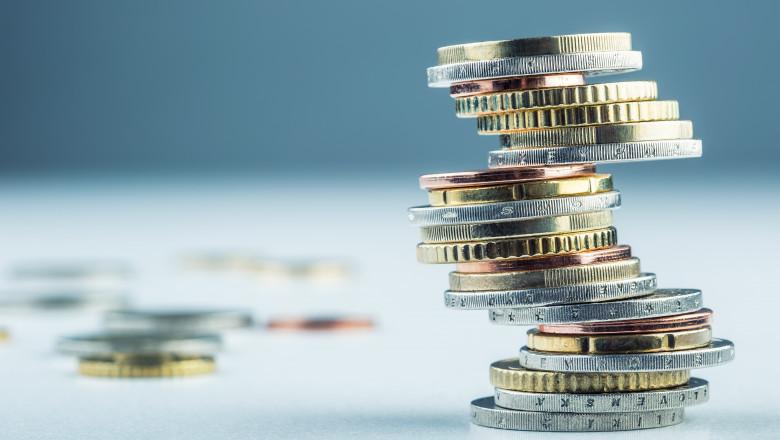 Moneda Europeană a atins un prag istoric în raportat la leu