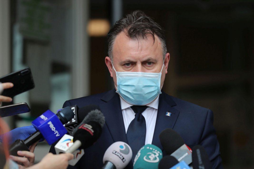 Ministrul Sănătății Nelu Tătaru ne avertizează în privința COVID