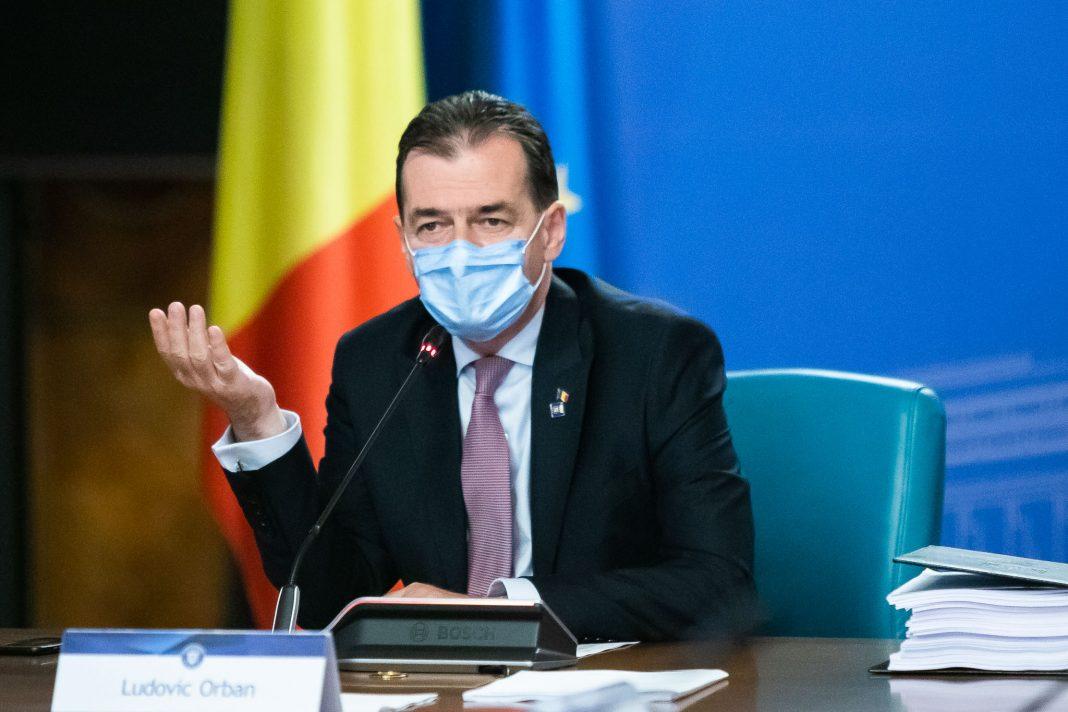 Ludovic Orban le-a transmite austricilor că și în privința OMV se vor găsi soluții