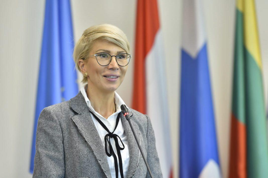 Raluca Turcan mulțumită că în judetul Iași