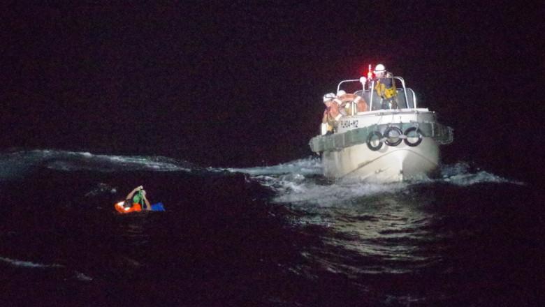 Povestea incredibilă a unui supraviețuitor de pe un vas cu 40 de oameni la bord și 6000 de vaci