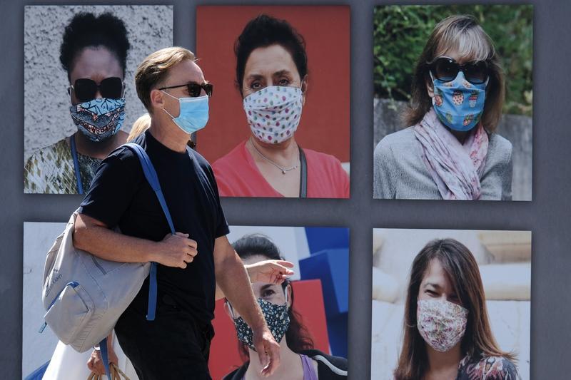 SARS-COV-2: Franța intră din nou în stare de urgență sanitară începând de sâmbăt