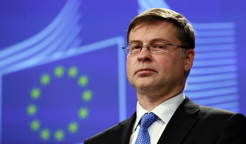 Comisarul pentru Comerţ al UE solicită SUA să nu mai aplice tarife atat de mari unor produse europene