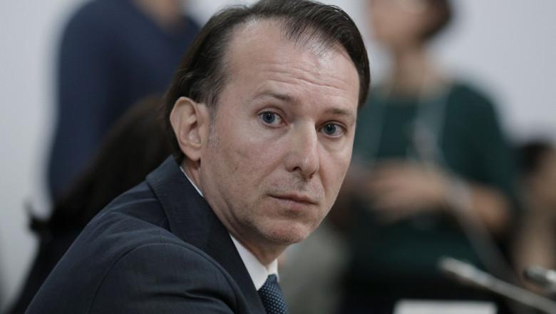 Florin Cîţu a anunţat că urmează discuții dure cu agențiile de rating