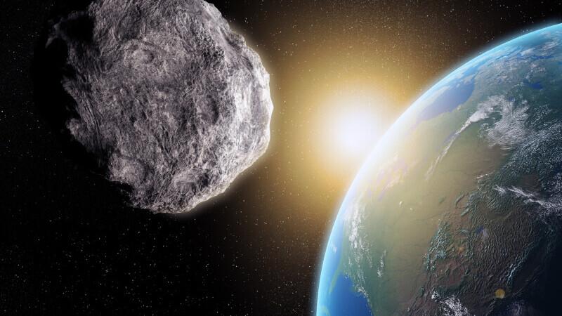 Pe 26 octombrie, un asteroid uriaș va trece pe lânga Terra