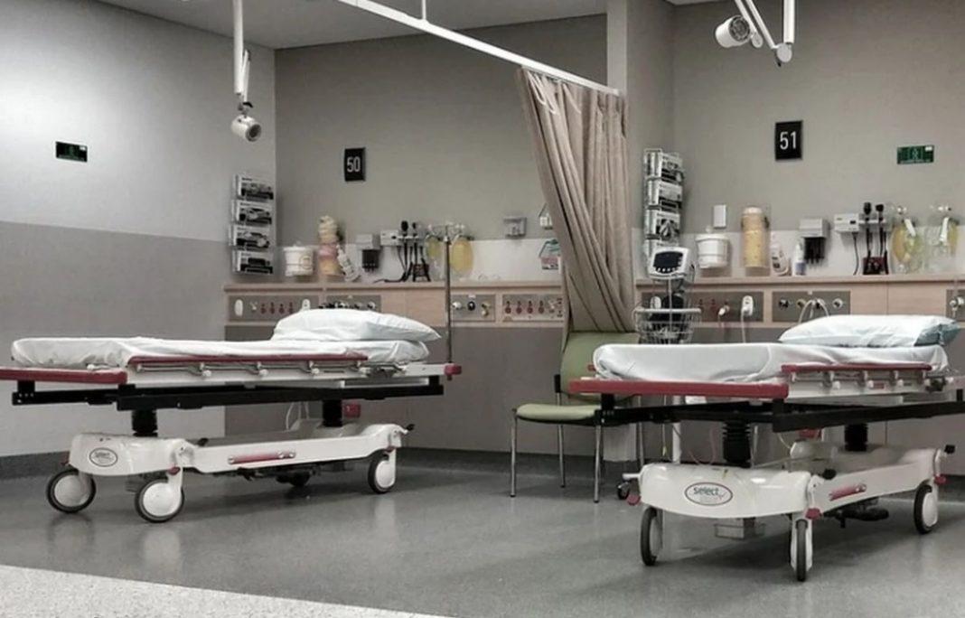Spitalul Witting din București ține închisă o Secție ATI pentru că nu are personal