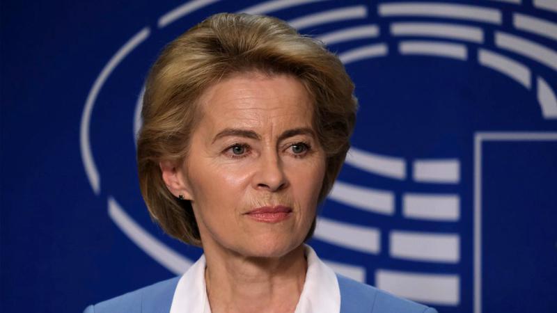 Ursula von der Leyen a făcut apel Turciei