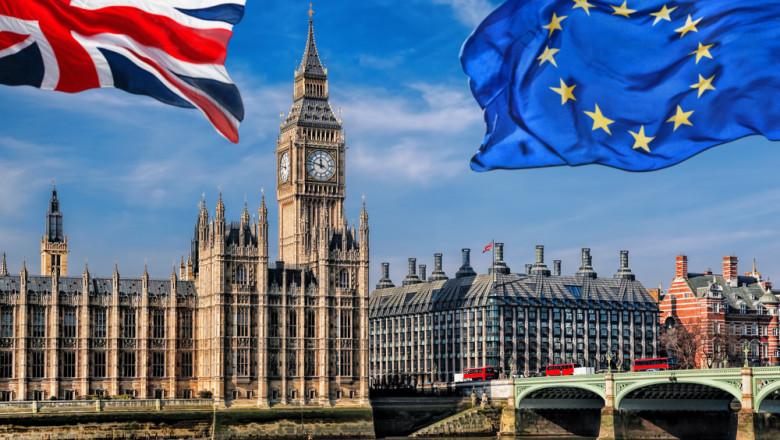Peste 600.000 de români vor să fie rezidenți în Anglia