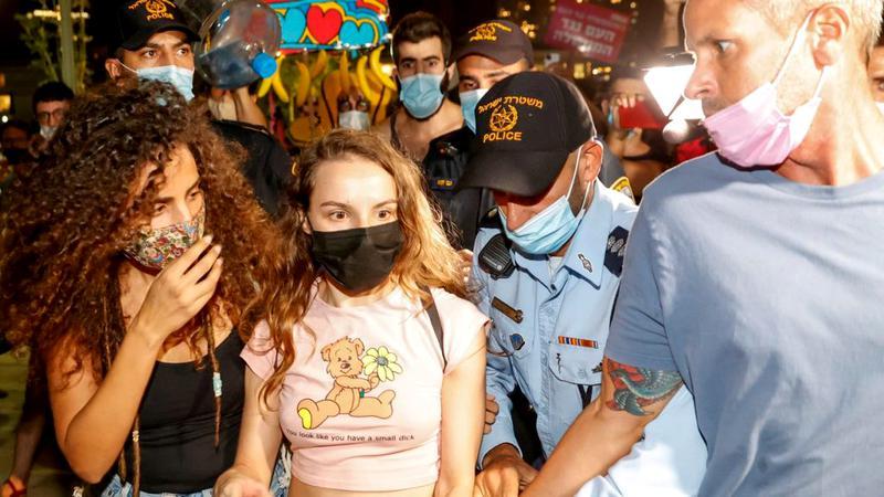 Proteste de anvergură împotriva guvernului Israelului