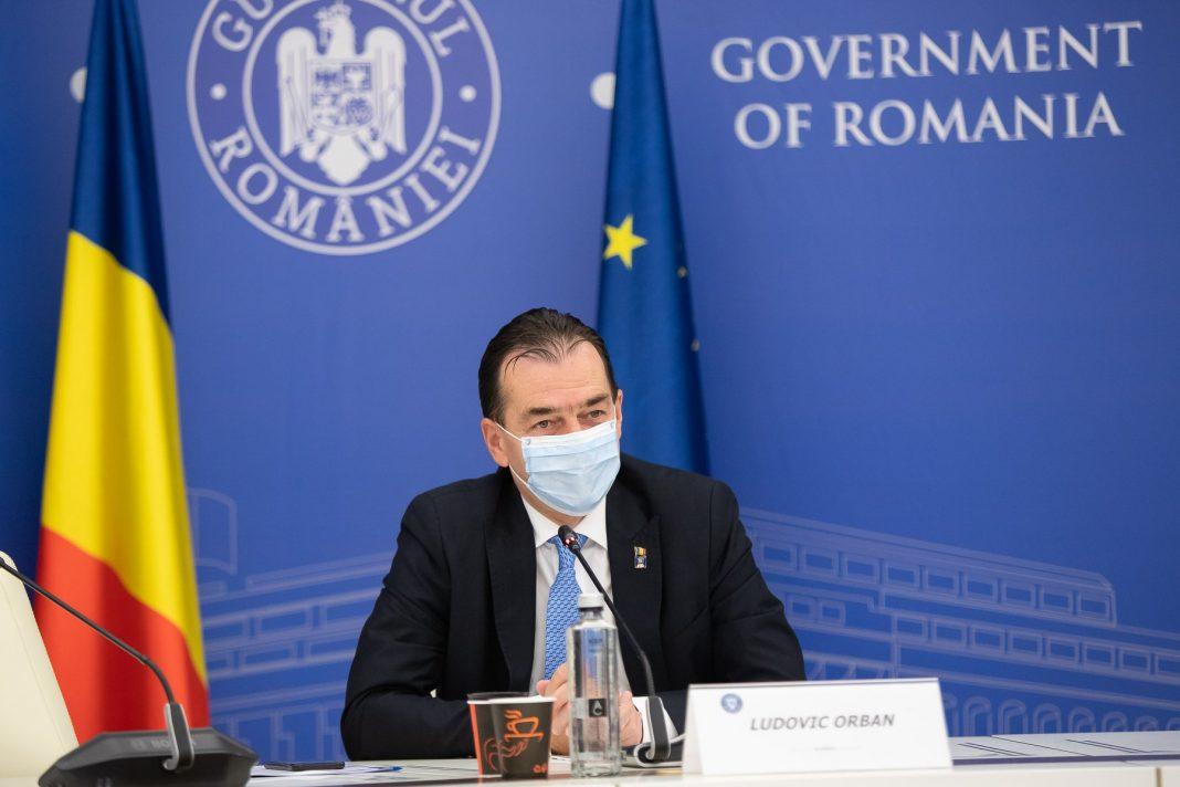 Ludovic Orban anunță că Guvernul nu va majora taxele și impozitele