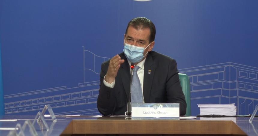 "Videoconferinţa ""RoInvest"" Ludovic Orban"