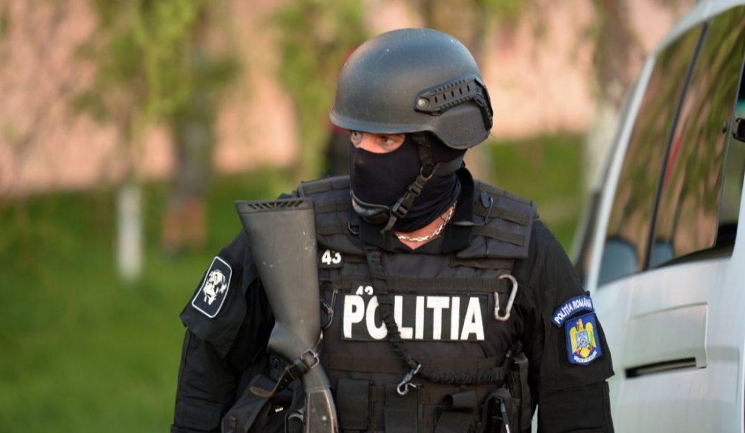 Scandal oprit cu focuri de armă în Prahova