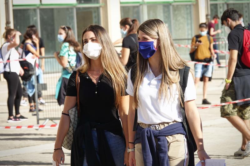 Studenţii din Franţa