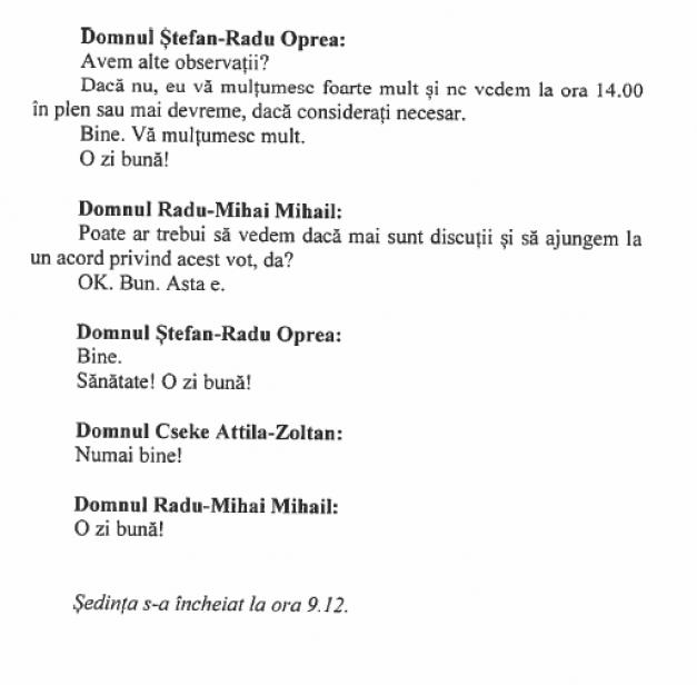 """Stenogramă. Cum a impus PSD vot fizic în Senat ca să blocheze """"Fără penali"""". PNL şi UDMR, reacţii dure. Liderul USR, moale la negocieri"""