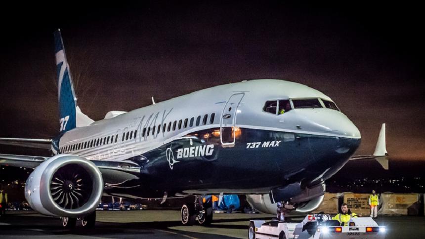 Boeing reia zborurile cu aparatele 737 MAX