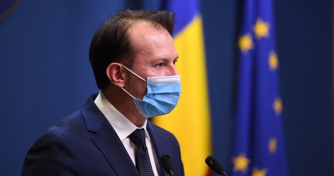 Florin Cîţu așteaptă scuzele lui Ciolacu