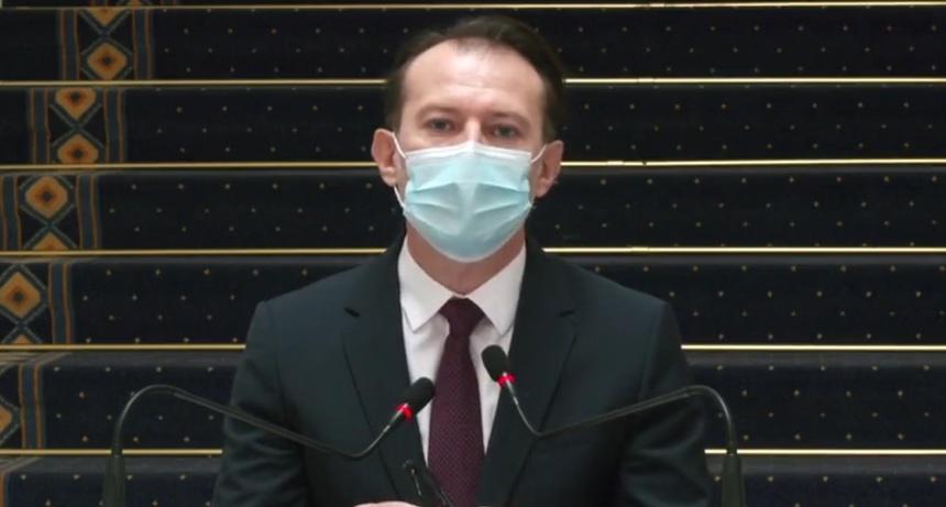 Florin Cîţu susține că lipsa investitiilor străine a fost suplinită de absorbția fondurilor europene