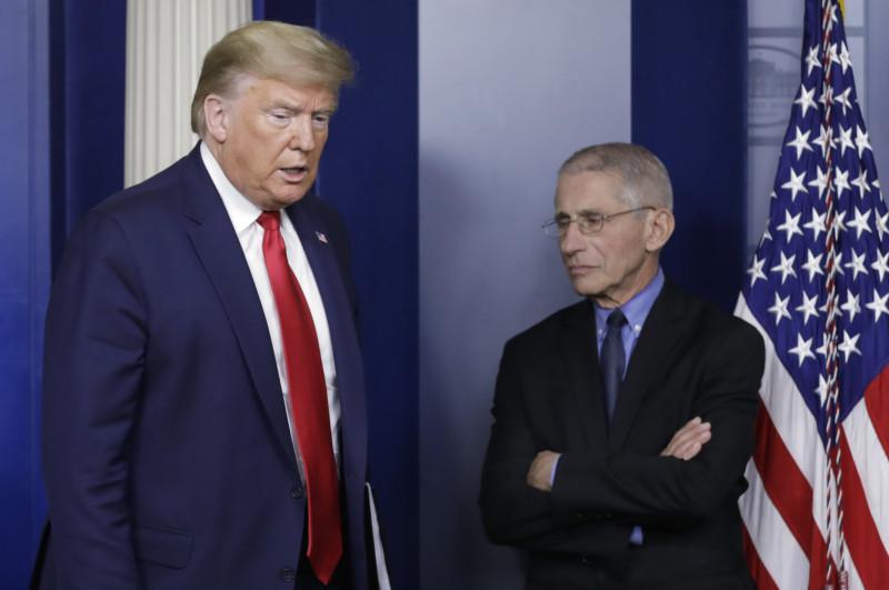 Anthony Fauci a ieșit la atac și critică vehement măsurile anti-COVID imstituite de Trump
