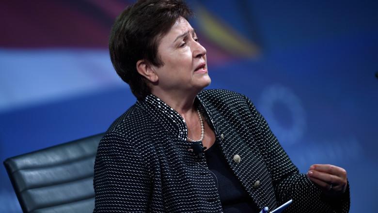 Șefa FMI recomandă liderilor G20