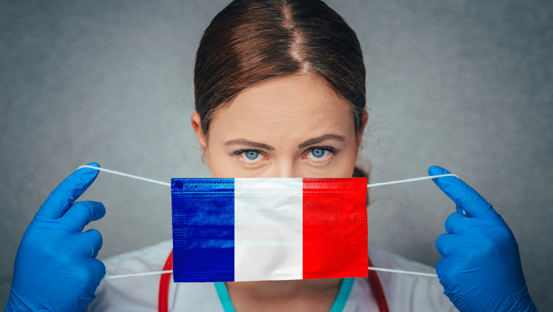 Franța începe, ușor, să relaxeze lucrurile